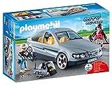 Playmobil Voiture banalisée avec policiers en Civil, 9361