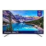 Hisense 55R8F 55-Inch 4K ULED Roku Smart TV with Alexa Compatibility (2020)