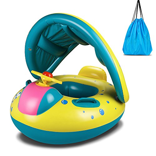 TOPIST Baby Pool Float, Baby Inflatable...