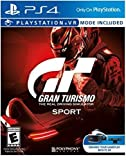 Gran Turismo Sport - PlayStation 4 (Video Game)