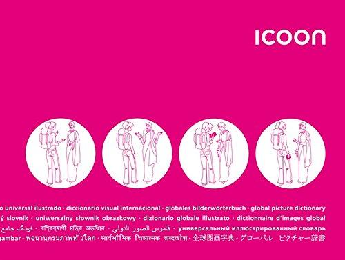 ICOON Rosa. Diccionario visual con 2.000 iconos e imágenes. Bolsillo. Amber Press.: global picture