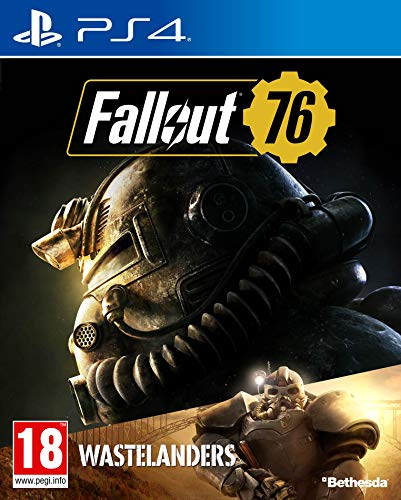 Fallout 76 Inc Wastelanders (PS4)