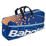 Babolat Duffle M Padel Bolsa, Adultos Unisex, Bleu Orange (Multicolor), Talla Única