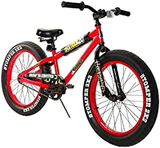 Dynacraft 8107-57TJD Boys 20-Inch Sixteen20 Krusher Bike Red Black