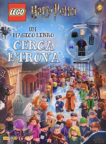 Un magico libro cerca e trova. Lego Harry Potter. Con gadget