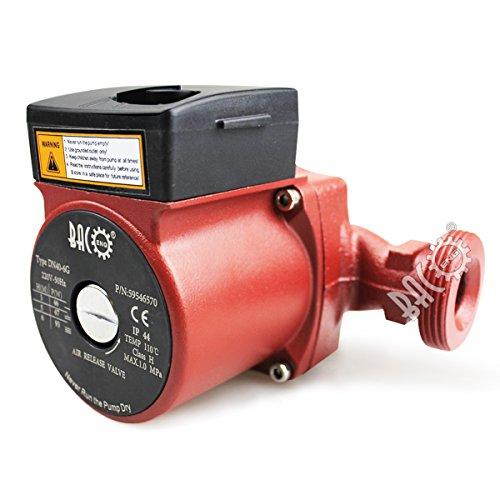BACOENG 25/60-180 pour chauffage central pompe de recirculation