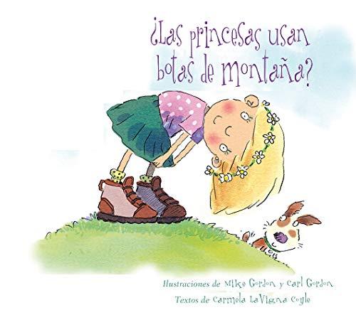 ¿Las princesas usan botas de montaña?: 1