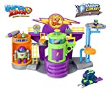 SuperZings- PlaySet Lab Drk Giocattolo, Colore Assortiti, PSZSP112IN10