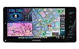 ケンウッド カーナビ 彩速ナビ 7型ワイド MDV-M906HDW 専用ドラレコ連携 無料地図更新/フルセグ/Bluetooth/Wi-Fi/Android&iPhone対応/DVD/SD/USB/HDMI/ハイレゾ/VICS/タッチパネル/HDパネル