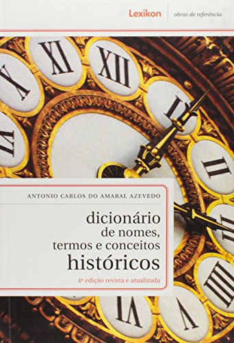 Dicionário de Nomes, Termos e Conceitos Históricos