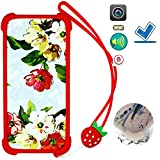 Case for Hot Pepper Poblano Vle5 5' Case Silicone Border + PC Hard backplane Cover HHD USHYJ