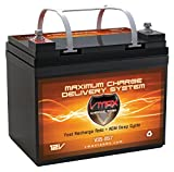 VMAX857 AGM Battery 12 Volt 35AH Marine Deep Cycle HI Performance Battery ideal for boats and...