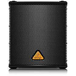 Behringer Eurolive Powered Subwoofer for PA Applications Review