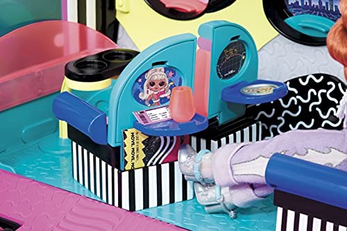 Image 9 - LOL Surprise OMG Avion Remix 4-en-1 - Avec 50 surprises - Se transforme en Avion, Voiture, Studio d'enregistrement et Salle de mixage