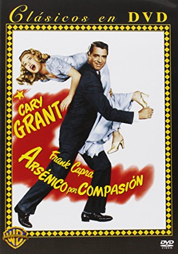 Arsenico Por Compasión DVD