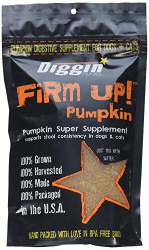 Diggin' Your Dog Firm Up Pumpkin Super Supplement...