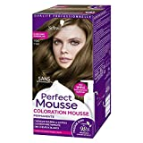 Schwarzkopf - Perfect Mousse - Coloration Mousse Permanente sans Ammoniaque...