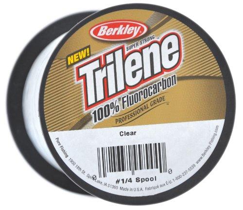 Berkley Trilene Fluorocarbon Clear Line