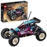 LEGO42124TechnicBuggyTodoterreno,CocheRetroTeledirigido,ControladoporAppControl+,JugueteTeledirigidoparaNiños