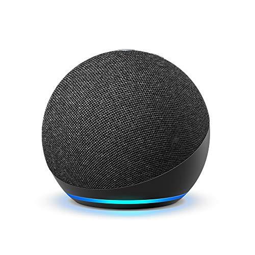 Nuevo Echo Dot (cuarta generación): altavoz inteligente con Alexa - Color negro