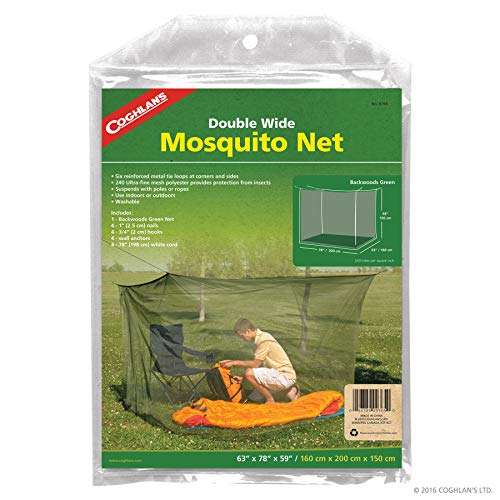 Coghlan's Double Wide Rectangular Mosquito Net