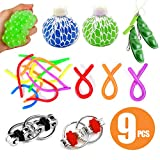 OMZGXGOD Jouets Anti-Stress,Sensory Jouet, Fiddle Toys Autism Sensory Toys...