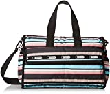 LeSportsac Baby Travel Bag Carry On, Tennis Stripe, One Size