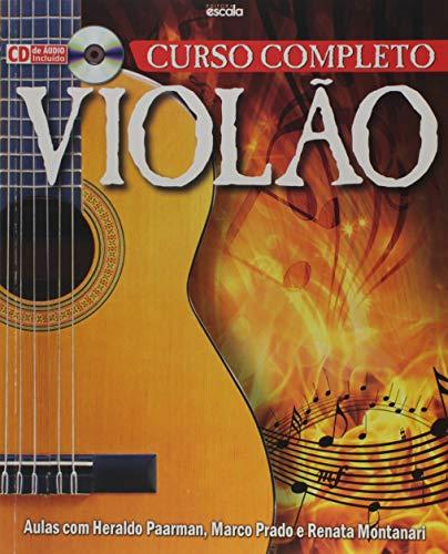Curso completo violão