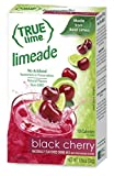 True Lime Limeade Stick Pack, Black Cherry, 10 Count (1.06oz) (Grocery)