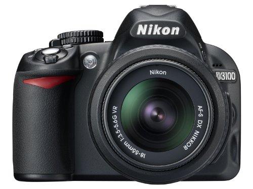 Nikon D3100 - Obiettivo AF-S DX 18-55 VR