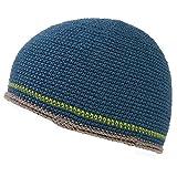 CHARM イスラムワッチ 帽子 [ フリーサイズ/ブルー ] 手編み/コットン/ニット帽/キャップ/夏/メンズ/レディース
