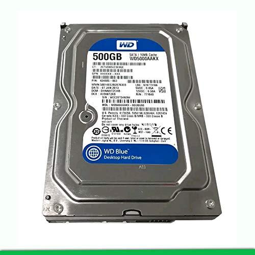 Hard disk interno 500GB / Sata 3.5Inc. Western...