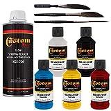 Custom Shop Lettering Enamel/Pinstripe 5 Paint Colors