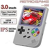 Anbernic Consoles de Jeux Portables , RG300 Console de Jeux Retro OpenDingux...