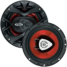 BOSS Audio Systems CH6500 Car Speakers – 200 Watts of Power Per Pair and 100 Watts..