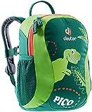 Deuter Pico, Sac À Dos Mixte Enfant, Vert (Alpinegreen/Kiwi), 24x36x45...