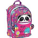 Zaino Scuola GoPOP Panda Magic Collection