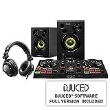 Hercules DJ, 2 DJ Package, Black (4780900)