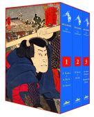 Musashi - caixa com 3 volumes