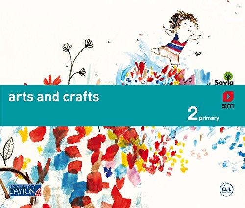 Arts and crafts. 2 Primary. Savia - 9788415743644