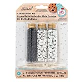 Sweet Sugarbelle Candy Sprinkles Kit-Eyeballs Cookie Supplies, None