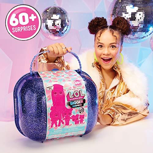 Image 2 - L.O.L. Surprise! Poupée à Collectionner - Plus de 60 Surprises - Winter Disco Plus Grande Surprise