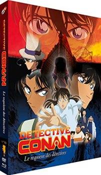 Detective Conan Film 10 : Le Requiem des détect. [Blu-Ray] + DVD