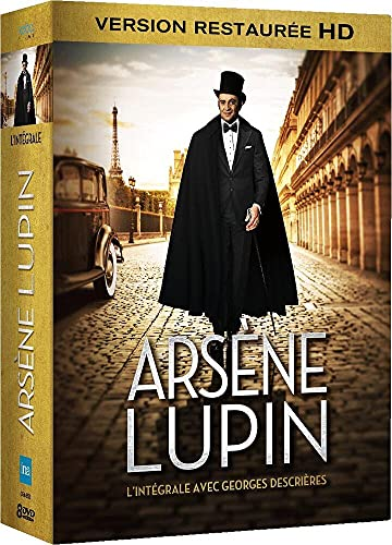 ARSÈNE LUPIN - intégrale