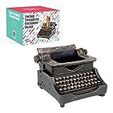 Global Gizmos 46049 Porte-stylos et papeterie vintage pour machine à...