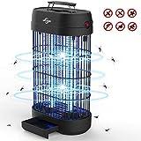 VIFLYKOO Lampe Anti-Moustique, UV LED Tue Mouches Destructeur D' Insectes...