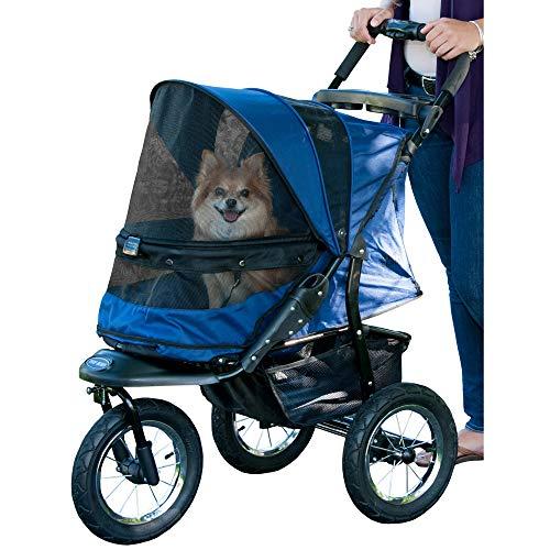 Pet Gear No-Zip Jogger Pet Stroller for Cats/Dogs,...