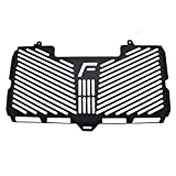 F650GS F700GS F800GS F800R Rejillas Frontales de Radiador Guarda Protectora Radiator Guard para BMW F800R 2009-2016 F800GS 2006 2007 2008 F650GS 2008-2012 F700GS 2008-2016