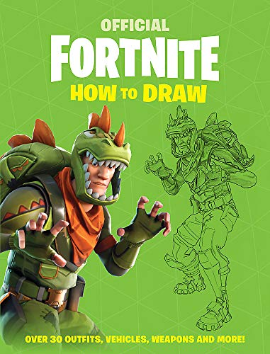 FORTNITE Official: How to Draw (Official Fortnite Books)