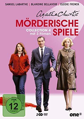 Agatha Christie: Mörderische Spiele - Collection 4 [2 DVDs]